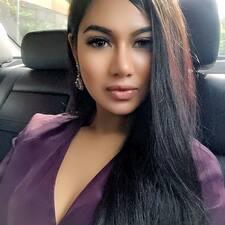 Vanesya User Profile