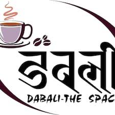 Dabali的用戶個人資料