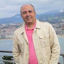 Профиль пользователя José Antonio