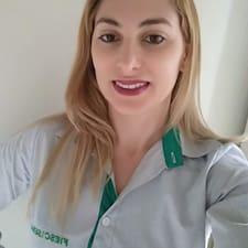 Elida felhasználói profilja