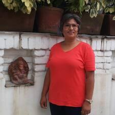 Henkilön Sharmila käyttäjäprofiili