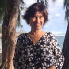 Mary Anne felhasználói profilja