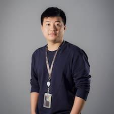 Profil Pengguna Thai