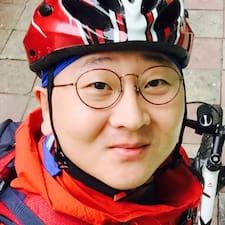 Profil Pengguna Sanghee
