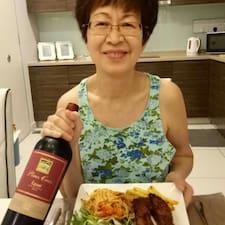 Henkilön Maggie Wu käyttäjäprofiili