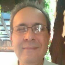 Jeyfi - Uživatelský profil
