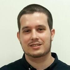 Víctor felhasználói profilja