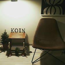 Koin User Profile