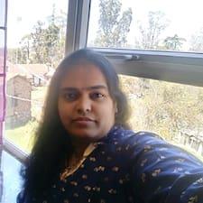 Henkilön Vidhya käyttäjäprofiili
