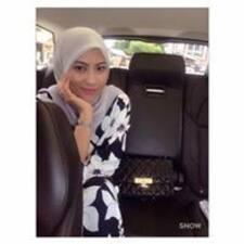 Profil utilisateur de Shahida