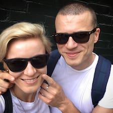 Nutzerprofil von Natalya & Konstantin