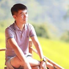 Chuong felhasználói profilja