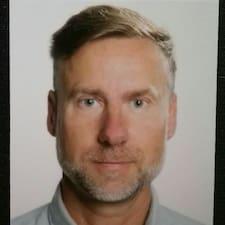 Henkilön Holger käyttäjäprofiili