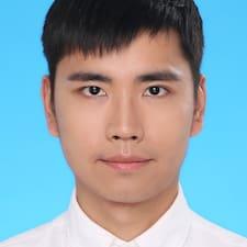 Henkilön Zhifang käyttäjäprofiili