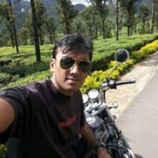 Profil utilisateur de Azad