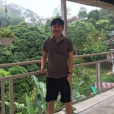 Gebruikersprofiel Li Ming