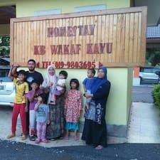 Profilo utente di Homestay Wakaf Kayu Kota Bharu