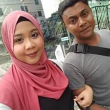 Användarprofil för Nurul Syafika