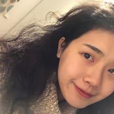 Yingxi felhasználói profilja