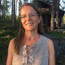 Användarprofil för Anna-Liisa