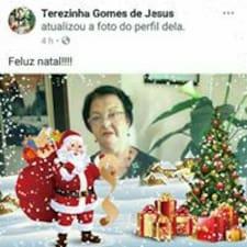Nutzerprofil von Terezinha
