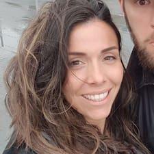 Eva felhasználói profilja