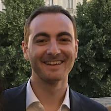 Henkilön Jacopo käyttäjäprofiili