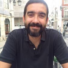 Ricardo - Uživatelský profil