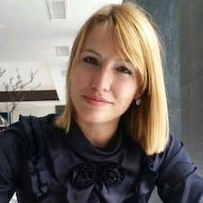 Lyudmyla User Profile