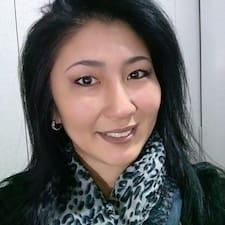 Profilo utente di Tania Mayume