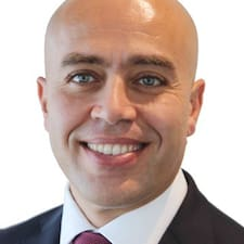 Hisham Brugerprofil