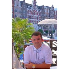 Egzon User Profile
