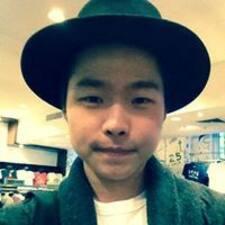 Användarprofil för Chang Mok