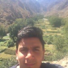 Profil utilisateur de Nahim
