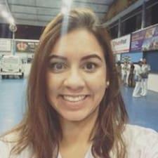 Bruna felhasználói profilja