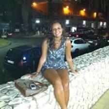 Catarina - Uživatelský profil