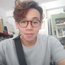 逸 felhasználói profilja