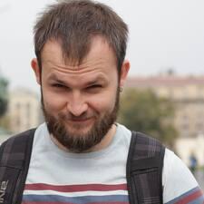 Vlad felhasználói profilja