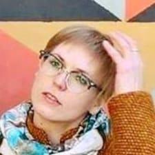 Elena - Uživatelský profil