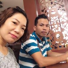 Huy Chinh felhasználói profilja