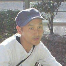 Perfil do utilizador de Hirokazu