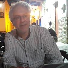 Nutzerprofil von Oscar José