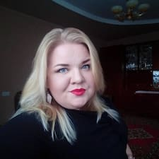 Оля - Uživatelský profil