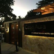Casa Aura: User Profile