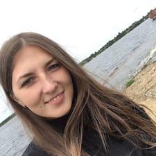 Profil utilisateur de Yulya