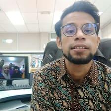 Syafiq User Profile
