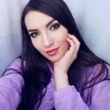 Daria Maria的用戶個人資料