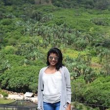 Profil utilisateur de Soujanya