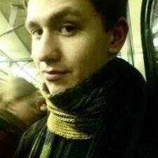 Perfil do utilizador de Andrey