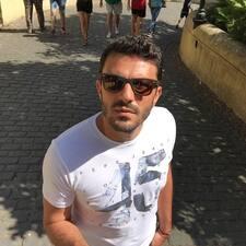 Valeriu felhasználói profilja